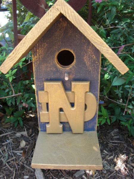 Birdhouse - Notre Dame by ABCbirdhouses