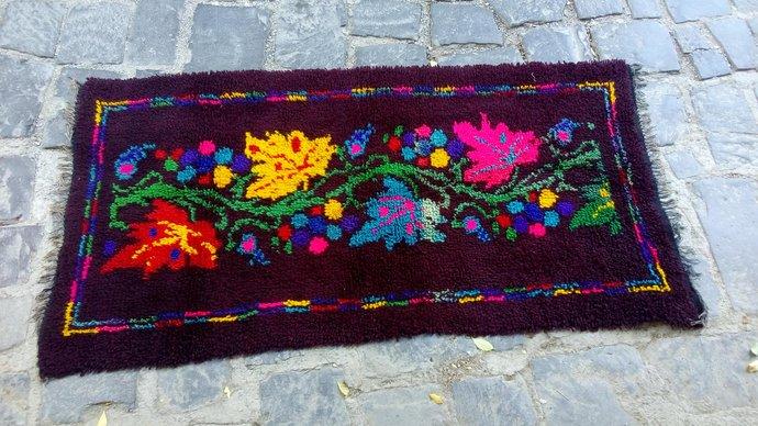 Tapestry Handmade. Hooking Pattern. Tapestry Hooking Wool Hooking. Technique.