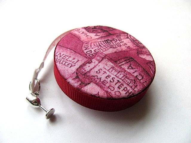 Tape Measure Bottle Corks Retractable Measuring Tape