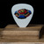 Commemorative  guitar pick and display case: ELO / Jeff Lynne