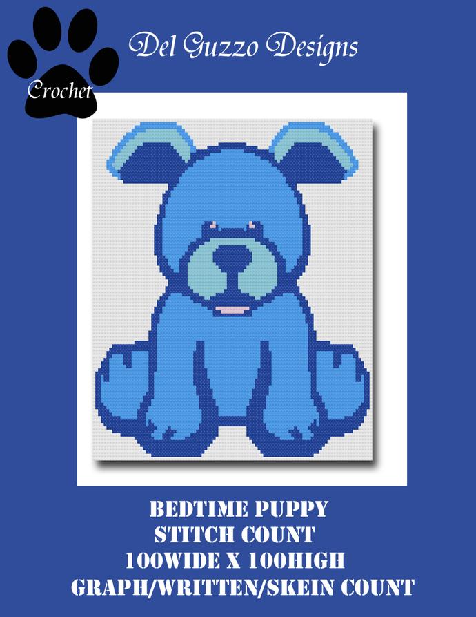 Bedtime Puppy 100x100
