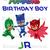 PJ Masks Birthday Boy Iron On Transfer