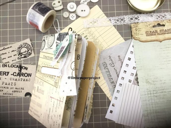 Pre-order - Themed Custom Junk Journal