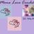 Mickey Minnie Love SC Baby Blanket 144x144