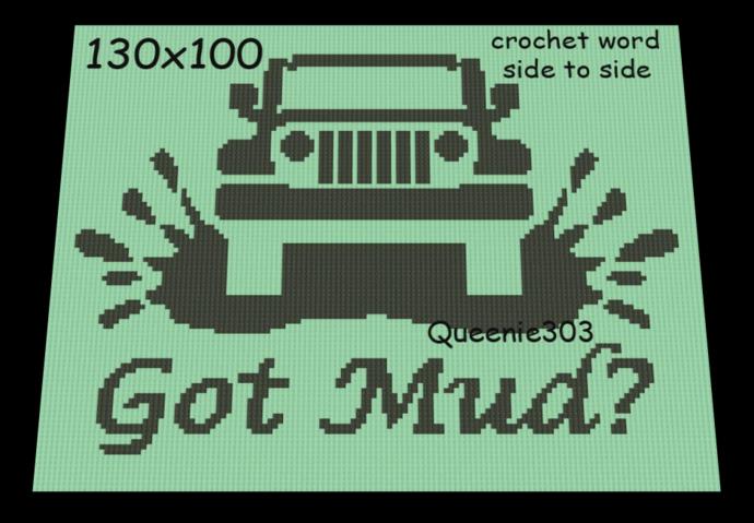 Got Mud?  130x100