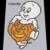 Halloween Casper 110x150