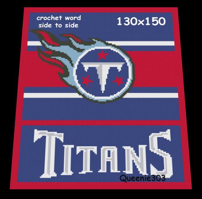 Titans 130x150