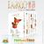 Amigurumi Crochet PDF Pattern - Fox Vixen / Renard