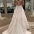 Charming Appliques Tulle A Line Wedding Dress, Elegant Bridal Gown Vestido de