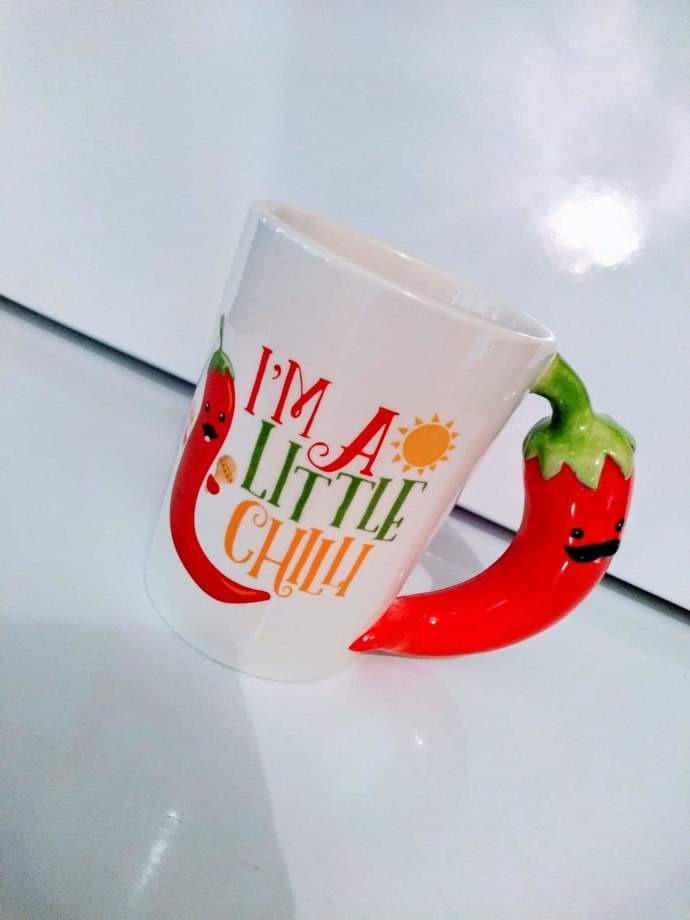 I'm a little chilli Mug