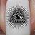 37 EYE of PROVIDENCE Nail Art (EPB)- All Seeing Eye/ Eye of Ra / Horus Pyramid