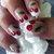 48 BIG CHERRIES Nail Art Sets (Ch1) - Waterslide Transfer Decals - Cute Cherries