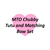 MTO Chubby Tutu and Bow Set