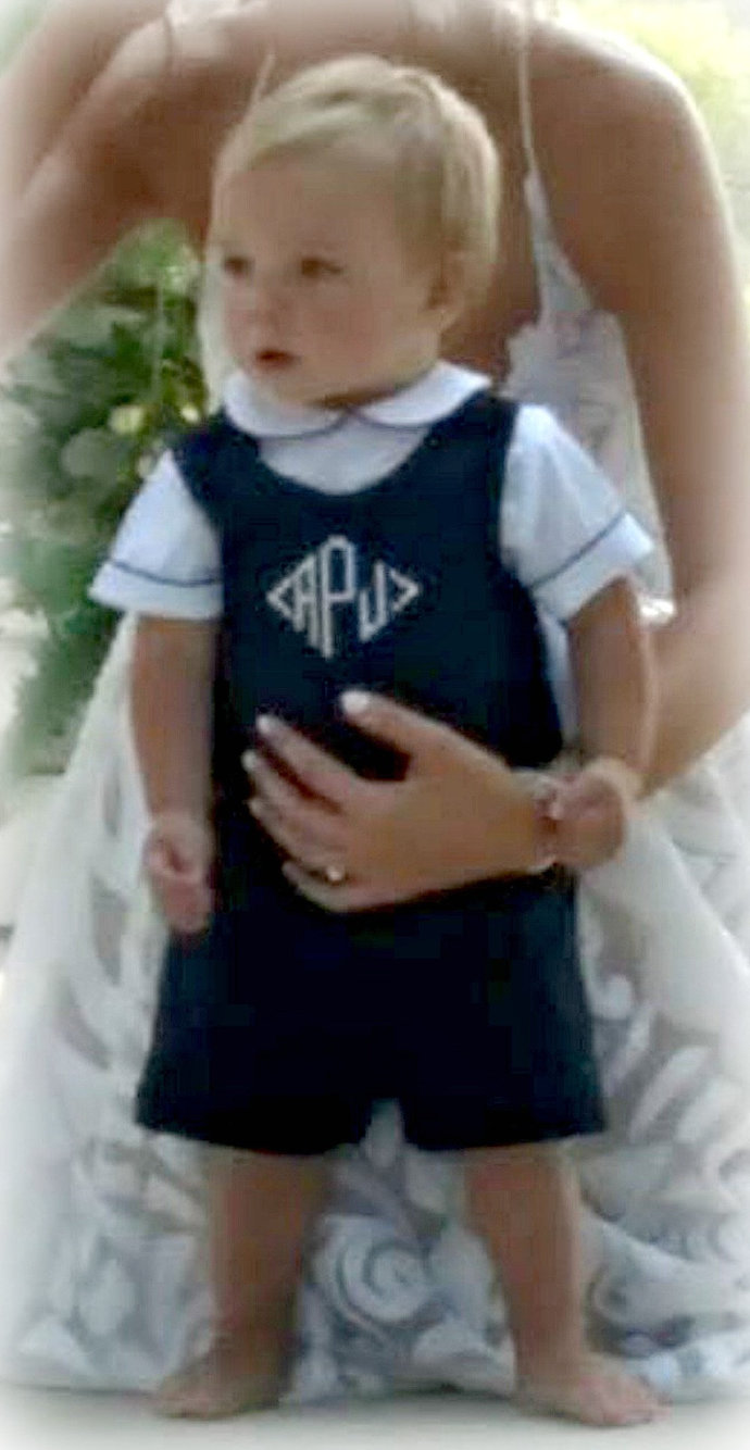 0970e909a71c Boys Holiday Wedding or Special Occasion Jon Jon and Shirt Set Sizes 6  months