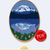 Mount Rainier | Digital Download | Cross Stitch Pattern  |