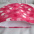 Pink Hedgehogs on Parade Round Sleeping Bag for Hedgehogs made to fit inside