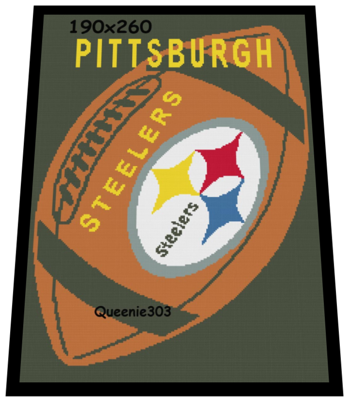 Football Pittsburgh Steelers 190x260