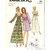Butterick 6123 Miss Mini, Maxi Dress 60s Vintage Sewing Pattern UNCUT Size 5 JP