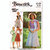 Butterick 4149 Misses Knit Tops, Flared Skirt, Scarf 70s Vintage Sewing Pattern