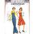 Simplicity 8036 Miss Pantskirt Pants Camisole Vest 70s Vintage Sewing Pattern