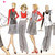 Vogue 8347 Misses Tank Jumper or Top, Skirt, Pants 70s Sewing Pattern Size 12