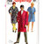 Simplicity 7935 Mens Wrap Robe 60s Vintage Sewing Pattern Size Small Chest 34 -