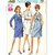 Simplicity 7449 Misses Shift Dress 60s Sewing Pattern Half Size 14 1/2 Bust 37