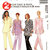 McCall's 8527 Misses 2 Hour Tunic, Pants 90s Vintage Sewing Pattern Size 8, 10,