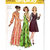 Simplicity 5432 Misses Halter Dress 70s Vintage Sewing Pattern Half Size 20 1/2