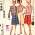 McCall's 7299 Miss Teen Jacket, Skirt, Vest, Blouse 60s Vintage Sewing Pattern