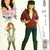 McCall's 5462 Teen Girls Hoodie, Top, Vest, Pants Sewing Pattern Size 12, 14, 16
