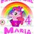 My Little Pony Inspired Birthday Girl Iron On Transfer
