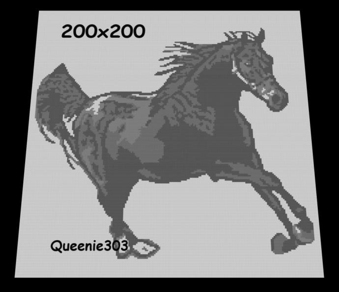 Horse3 200x200