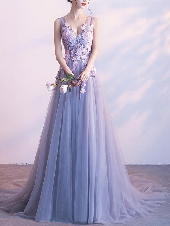 Beautiful Long Prom Dresses, Lovely Party Gowns, Prom Dresses