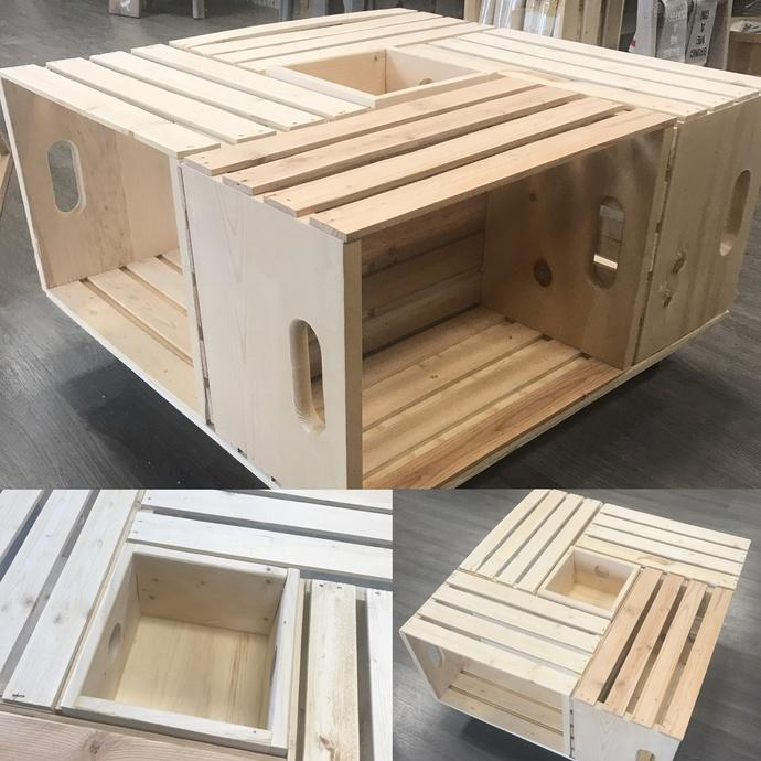 DIY- Coffee Table