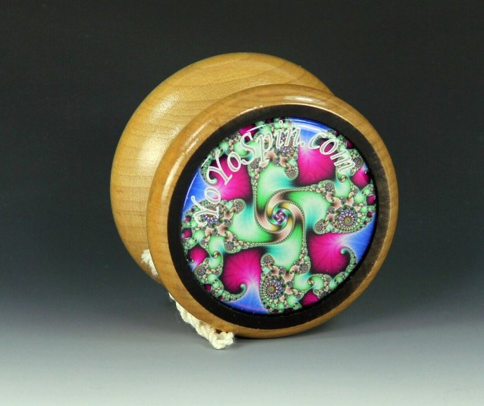 "Vintage Tom Kuhn/BC ""Classic"" - Butterfly Mod Yo-Yo With Fractals !"
