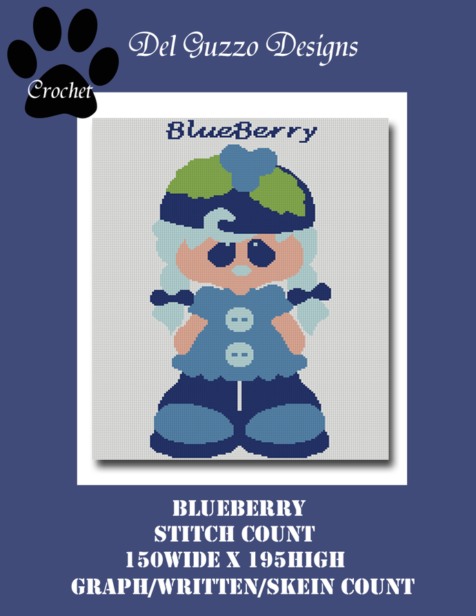 BlueBerry 150x195