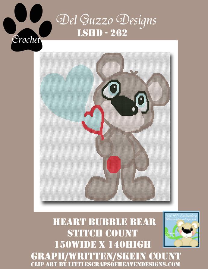 Bubble Bear 150x140