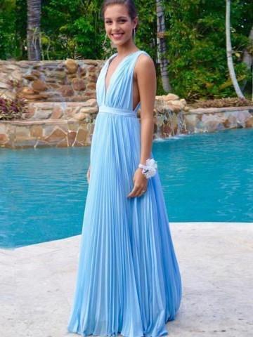 A-Line Prom Dresses, Prom Dresses Long, Prom Dresses Chiffon