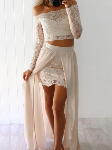 Cheap Prom Dresses, Long Sleeves Prom Dresses, Long Prom Dresses, Prom Dresses