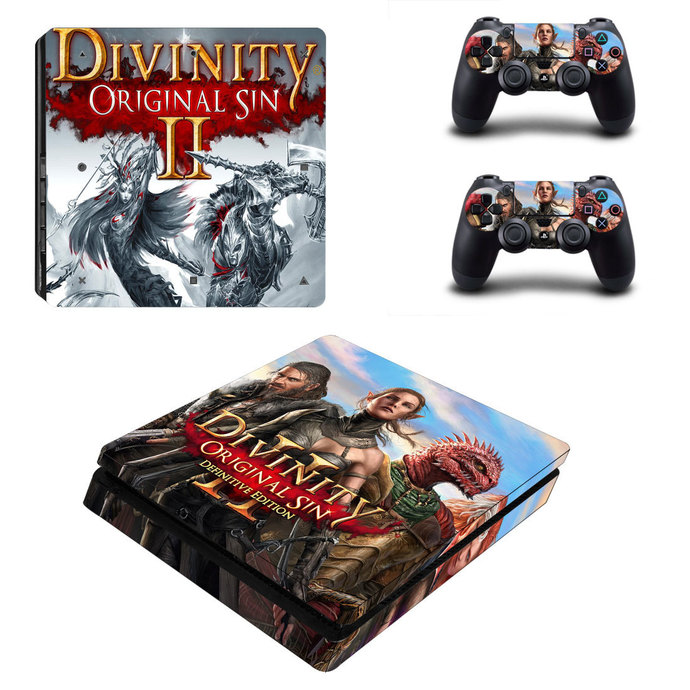 Divinity original sin 2 PS4 slim Skin