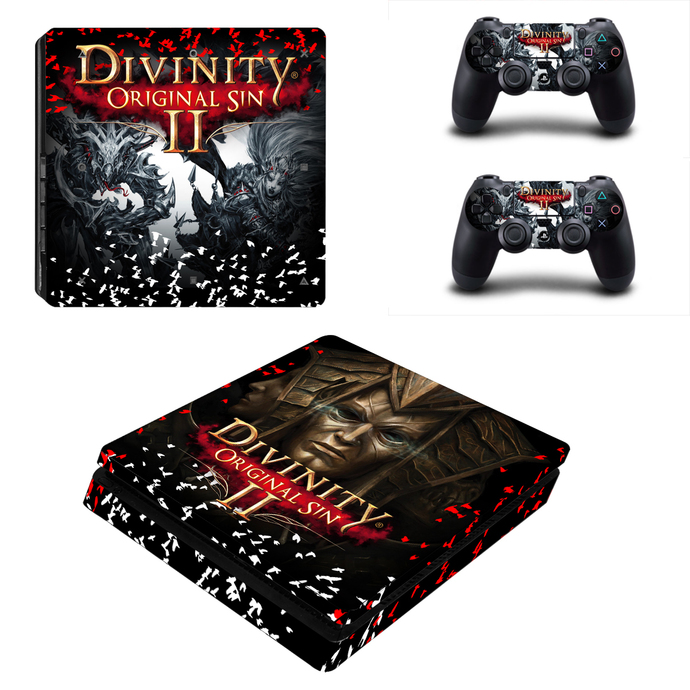 Divinity original sin 2 PS4 slim Skin