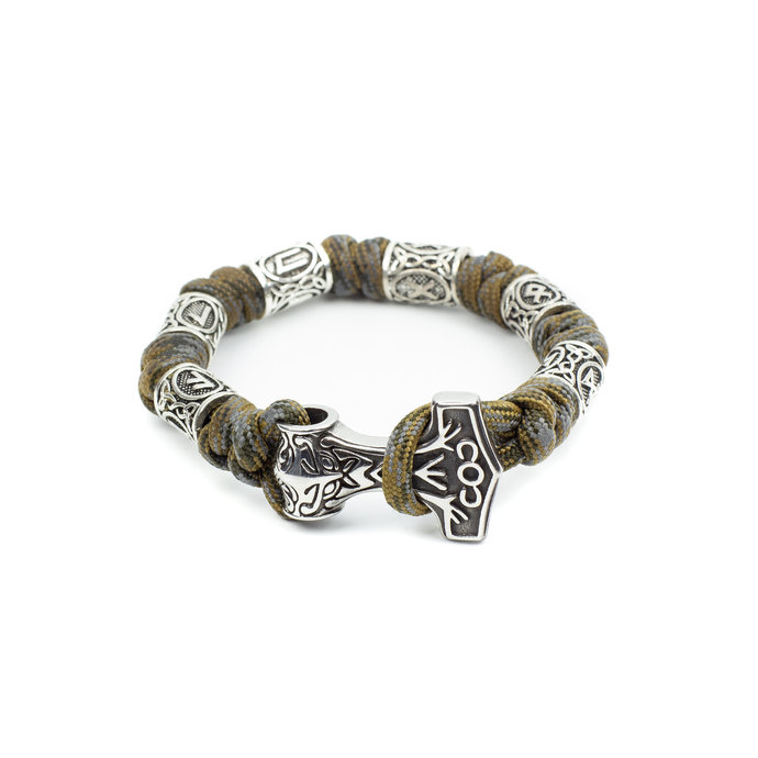 """Bracelet """"VIKING POWER"""", Celtic knot, original gift for you and for yours"""