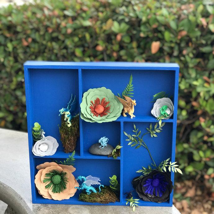 Dragon Decor - Gift for Boys - Nursery decor