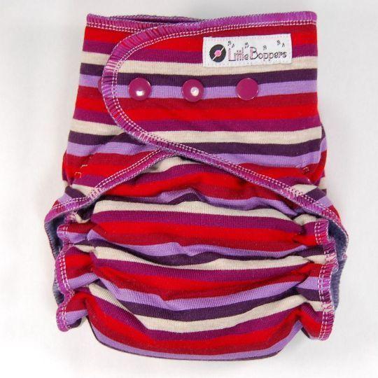 Berry Multi Stripes