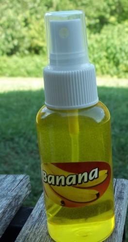 banana body spray