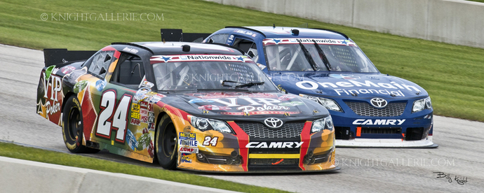 Side by Side at Road America
