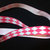 "Harlequin Printed Grosgrain Ribbon/ 5/8 ""( 16 mm ) width /DIY Hair Bow / Head"