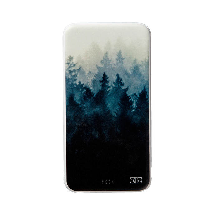 "Powerbank ""Foggy forest"" 5000 mah"