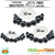 Amigurumi Crochet - Transparent - Clear / Clair - Safety Eyes - Yeux de sécurité